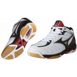BUTY HALOWE MIZUNO WAVE RALLY4 MID R.40/255mm