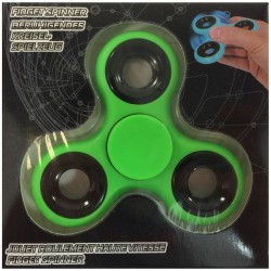 FIDGET SPINNER 58G GREEN ZIELONY
