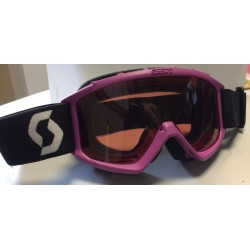 GOGLE NARCIARSKIE SCOTT BASE COLOR LENSES PURPLE