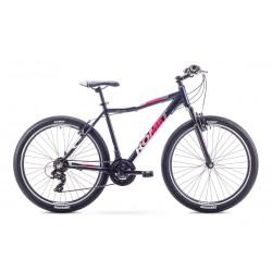 """Rower ROMET JOLENE 26"""" 1 czarno-różowy 15 S"""