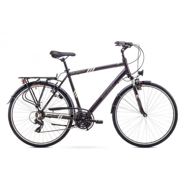 Rower ROMET WAGANT  brązowy 21 L
