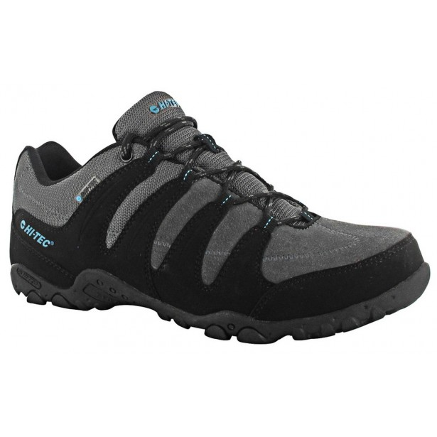 BUTY HI-TEC ROMSEY LOW WP R.42 charcoal/black/prussian
