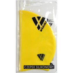 CZEPEK SILIKON JUNIOR LIGHT ŻÓŁTY