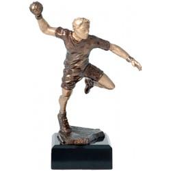 Figurka odlewana - piłka ręczna RFST2006/BR