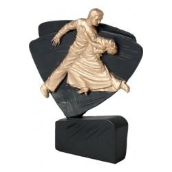 Figurka odlewana - taniec  RFEL5034/BK/G