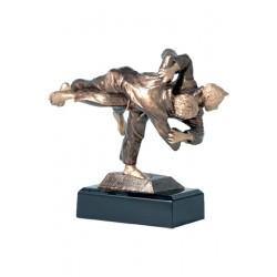 Figurka odlewana - judo  RFST2003/BR
