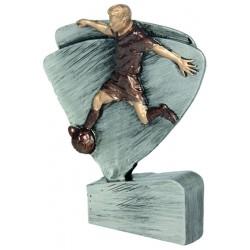 Figurka odlewana - piłka nożna  RFEL5004/S/BR