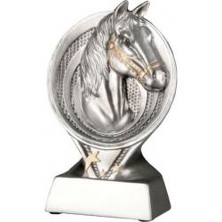 Figurka odlewana  koń - głowa  RS1501