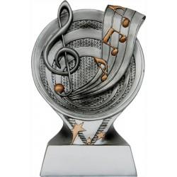 Figurka odlewana - muzyka  RS501