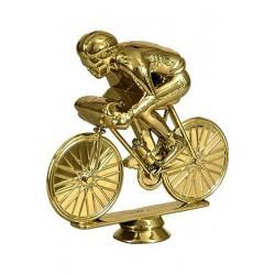 Figurka plastikowa rower - kolarz - F482/G  F08/G