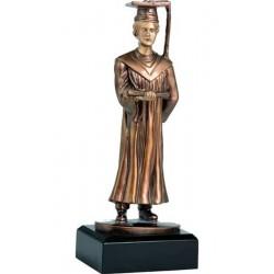 Figurka odlewana absolwent  RF2271/BR