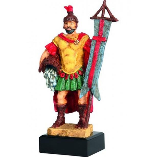 Figurka odlewana Florian - strażactwo  RFST2049-37