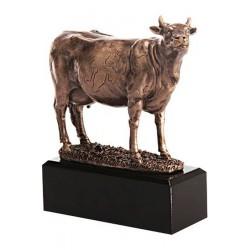 Figurka odlewana - krowa  RFST2076/BR