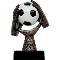 Figurka odlewana - piłka nożna  RFST2088/BR