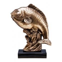 Figurka odlewana - ryba  RFST2095/BR
