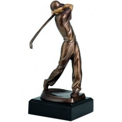 Figurka odlewana - golf  RTYR3707/BR