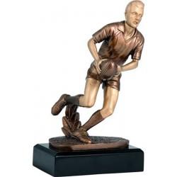 Figurka odlewana - rugby  RXS111/BR