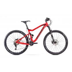 Rower ROMET  KEY 2   czerwony 15 S
