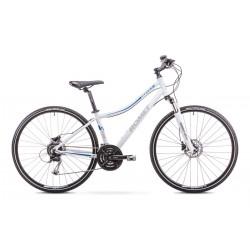 Rower ROMET  ORKAN 4 D  biały 19 L