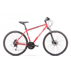 Rower ROMET  ORKAN 4 M czerwony 21 L