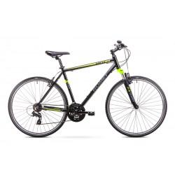 Rower ROMET  ORKAN M czarno-żółty 21 L