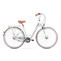 Rower ROMET  ART DECO 3  zielony 19 L