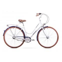 Rower ROMET  CAMEO  biały 19 M