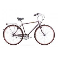 Rower ROMET  ORION brązowy 18 M