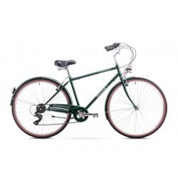 Rower ROMET  VINTAGE M zielony 18 L