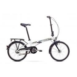 Rower ROMET  WIGRY 8  biały 11 M