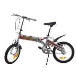 Rower Składany Składak 16 ALU 1-biegowy