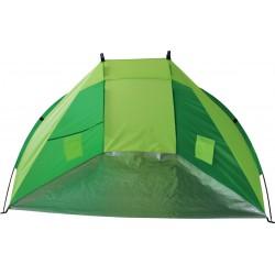 Namiot Osłona Plażowa Sun 200X120X120Cm Seledynowo-Zielona