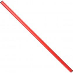 Tyczka Sprawnościowa 120Cm Czerwona