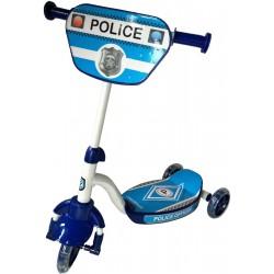 Hulajnoga 3 Kołowa ENERO POLICE