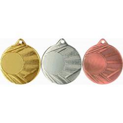 Medal Z Miejscem Na Wklejkę Brązowy Śr 50Mm