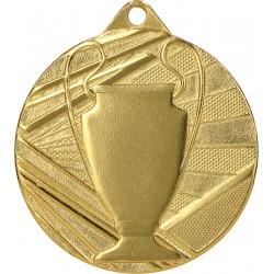 Medal Złoty Ogólny Z Pucharkiem
