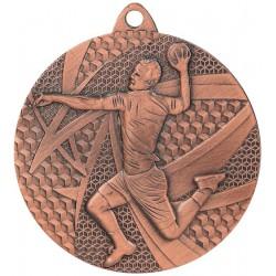 Medal Brązowy- Piłka Ręczna - Medal Stalowy