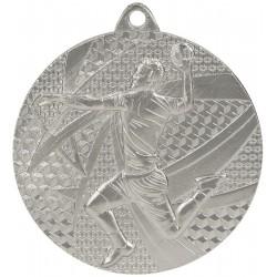Medal Srebrny- Piłka Ręczna - Medal Stalowy