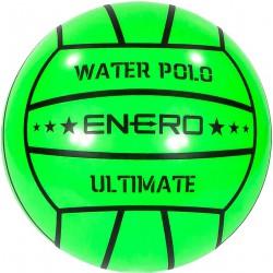 Piłka water polo siatkowa Enero zielona