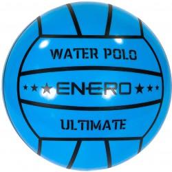 Piłka water polo siatkowa Enero niebieska