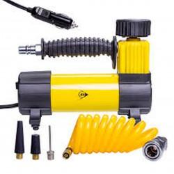 Pompka Kompresor Turystyczny Dunlop 12V Dc 100Psi