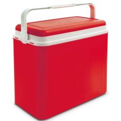Lodówka Turystyczna Pasywna 24L Color Czerwony