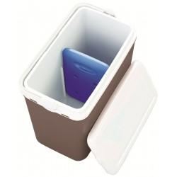Lodówka Turystyczna Pasywna 24L Color Błękitny