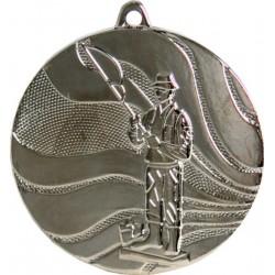 Medal Wędkarstwo Srebrny Mmc3850/S