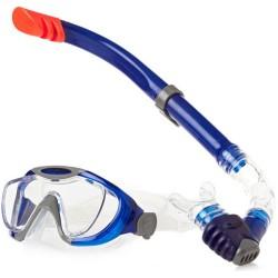 Zestaw Do Nurkowania Speedo Glide Snorkel Niebieski
