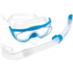Zestaw Do Nurkowania Speedo Glide Junior Snorkel Niebieski