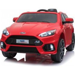 Ford Focus Rs Elektryczny Czerwony