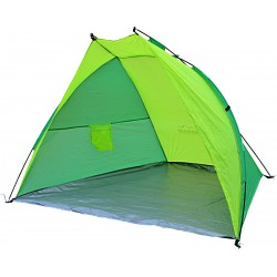 Namiot Osłona Plażowa Sun 200X100X105cm Seledynowo-Zielona Royokamp