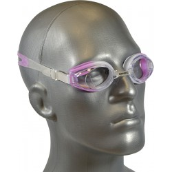 Okularki pływackie + zatyczki Enero fioletowe