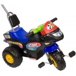 ROWEREK MOTOR + POPYCHACZ RACING